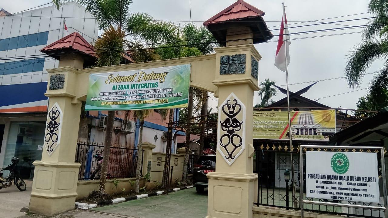 Selamat Datang di Situs Resmi Pengadilan Agama Kuala Kurun