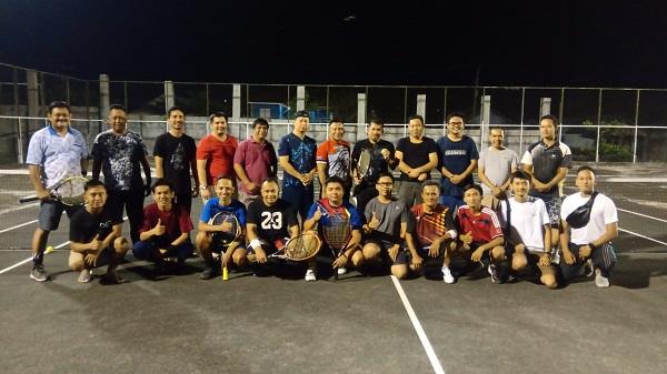 Lagi, Lagi Dan Lagi, PA Kuala Kurun Mengikuti Pertandingan Turnamen Tenis Kajari Cup Kabupaten Gunung Mas