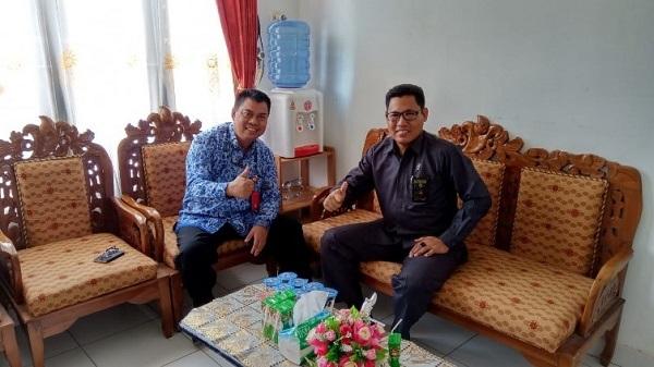 PA Kuala Kurun Selesaikan Mou Dengan Radio Siaran Pemerintah Daerah (RSPD)  Kuala Kurun