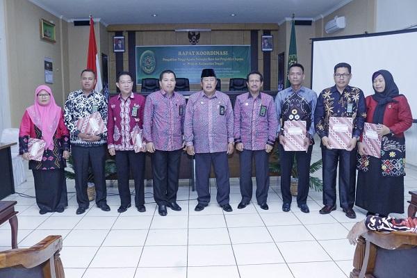 Satu Tahun Berdiri, Pengadilan Agama Kuala Kurun Kembali Raih Prestasi